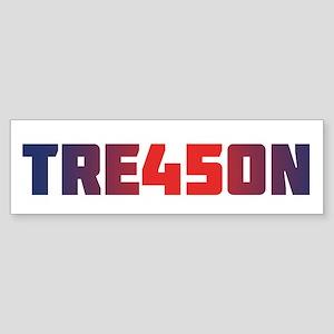 TRE45ON Bumper Sticker