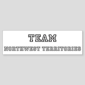 Team Northwest Territories Bumper Sticker