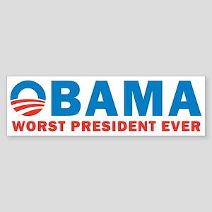 Worst Ever Sticker (Bumper)