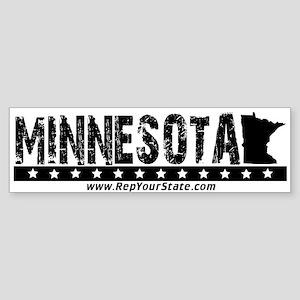 Minnesota Bumper Sticker