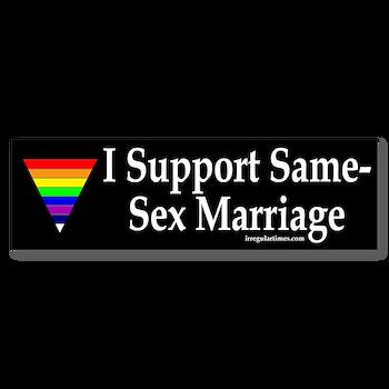 Anti lesbian bumper stickers, freckles on vagina porn