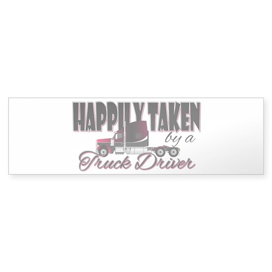 Happily Taken - Truck Driver