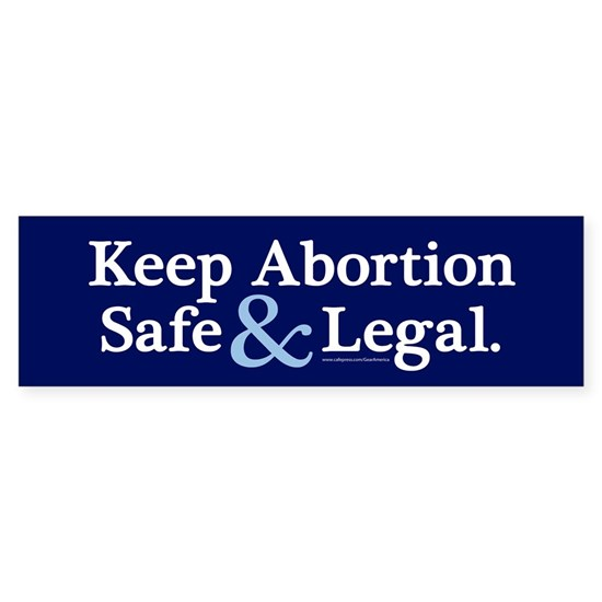Keep Abortion Safe and Legal