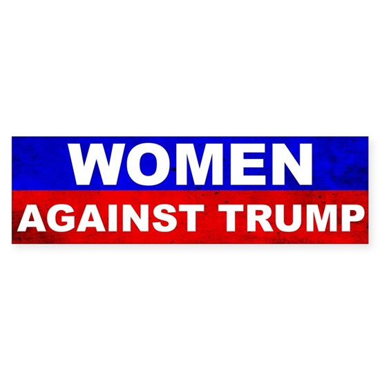 Women Against Donald Trump