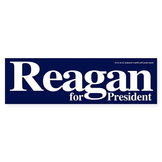 Reagan for president 1980 bs