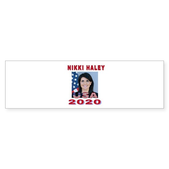 NIKKI HALEY 2020