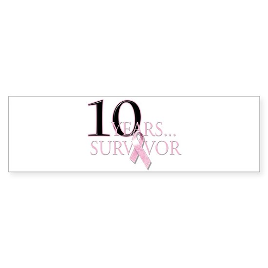 10 Years Breast Cancer Survivor