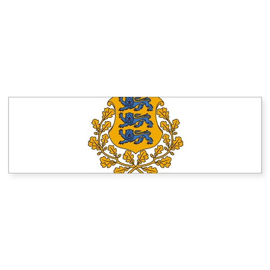 Estonia  Coat of Arms