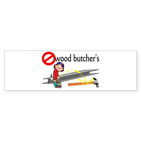 no wood butchers