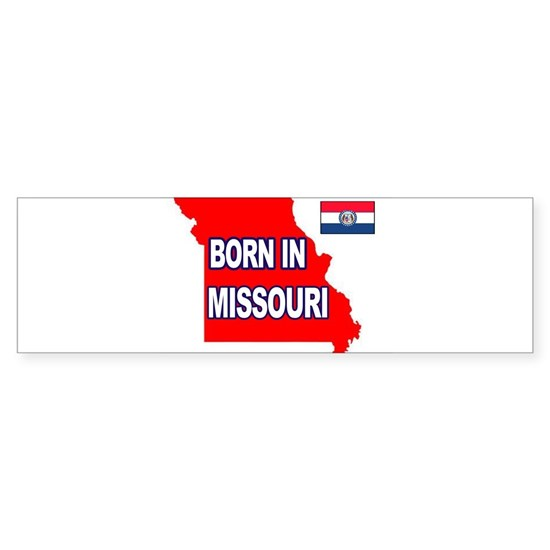 MISSOURI BORN