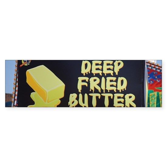 deep fried butter photo