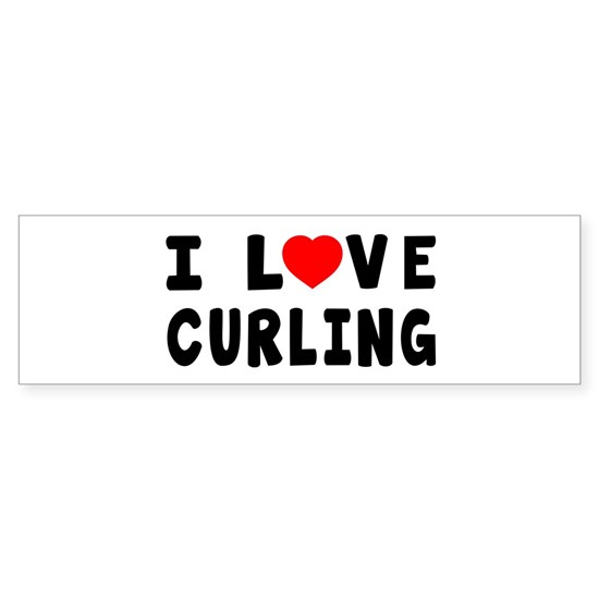 I Love Curling