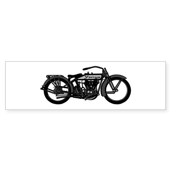 VINTAGE MOTORCYCLE-OLD'S COOL!