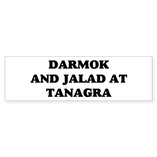 DARMOK AND JALAD B