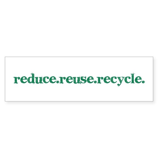 Reduce Reuse Recycle3