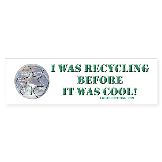 Recycle Before Cool