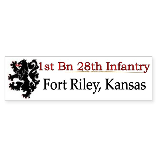 1st Bn 28th Inf bs