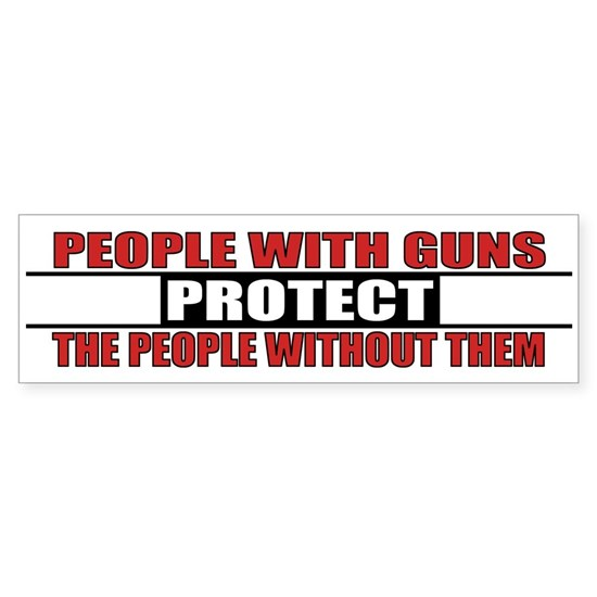 People With Guns Protect