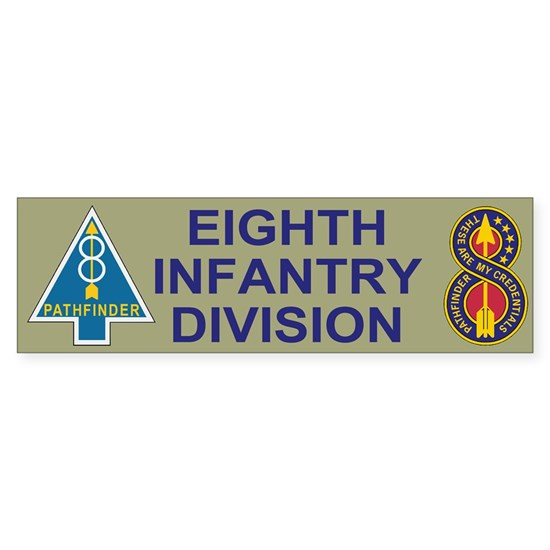 Army-8th-Infantry-Div-Pathfinder-BSticker