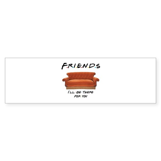 Friends Ill Be There For You Couch L