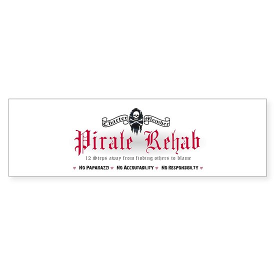 Pirate Rehab