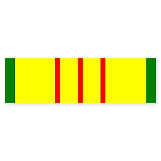 vietnamvetribbonbumpersticker