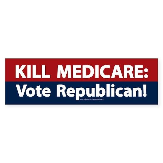Kill Medicare Vote Republican