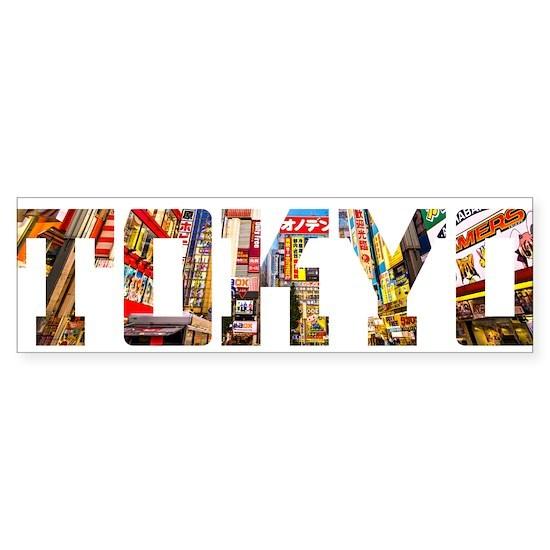 Japan Tokyo Typography