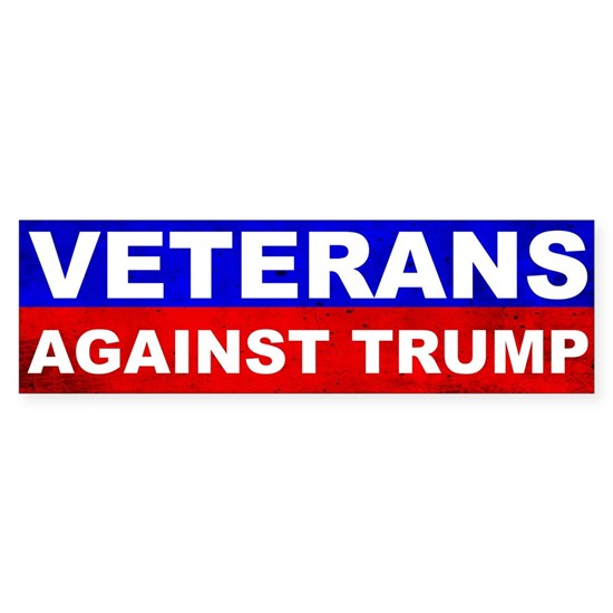Veterans Against Donald Trump
