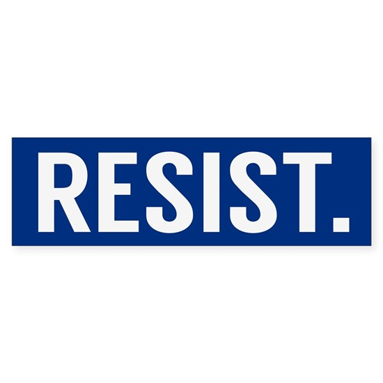 Resist Trump Anti Trump