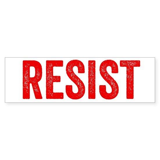 Resist Hashtag Anti Donald Trump
