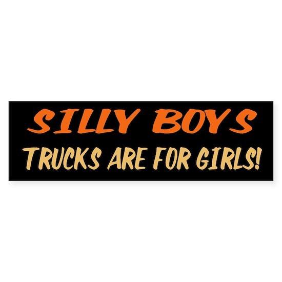 Trucks are for Girls
