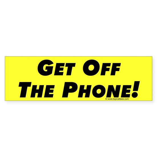 get-off-phone-yellow