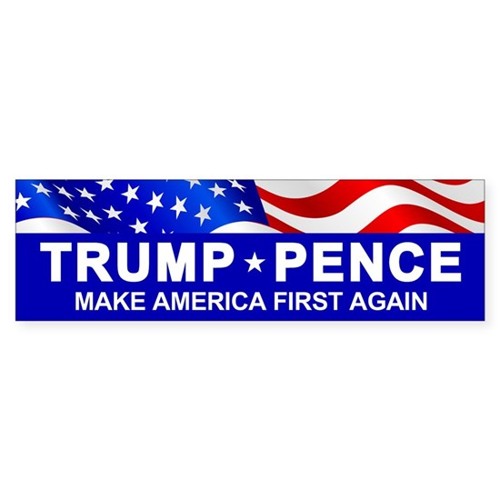 Trump Pence America First
