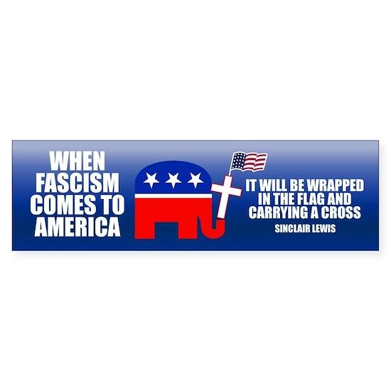 StickerBumper_fascism