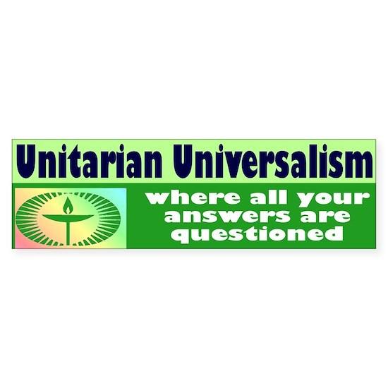BUMPER unitarian 3