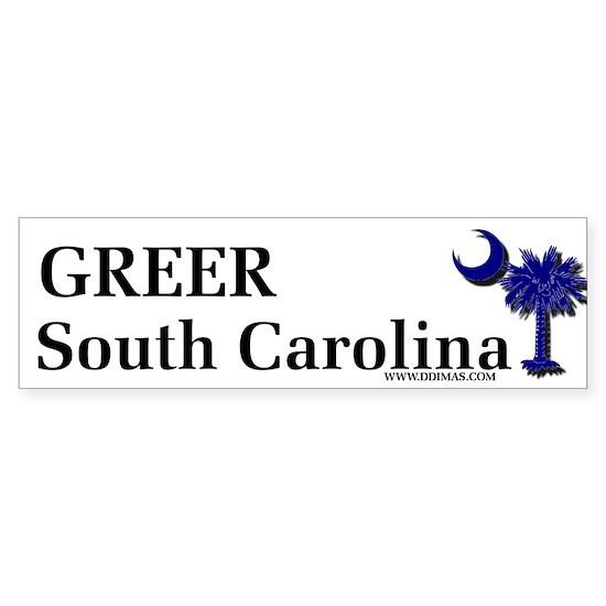 Greer SC BS 1