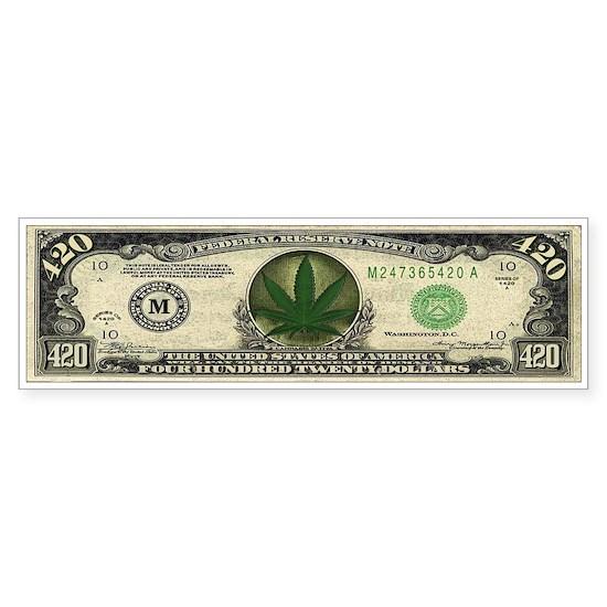 420 Money_sticker