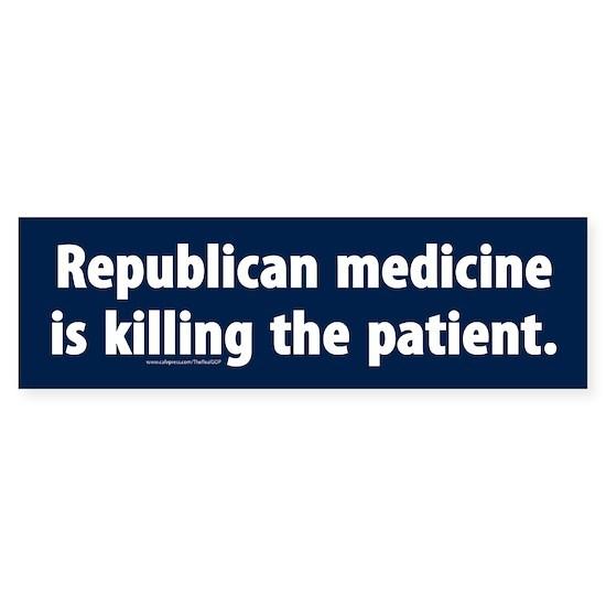Republican medicine
