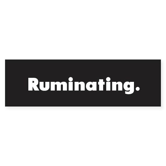 Ruminating :FenderFlash