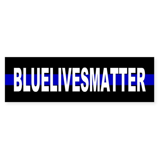 Blue Lives Matter Thin Blue Stripe