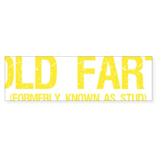 Old Fart, Formerly known as stud