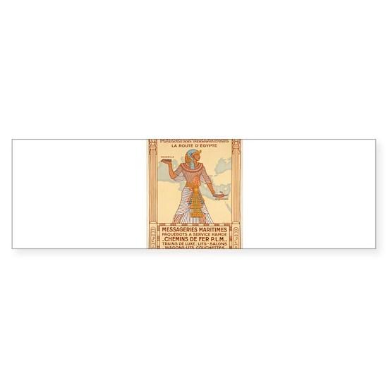 Vintage poster - Egypt