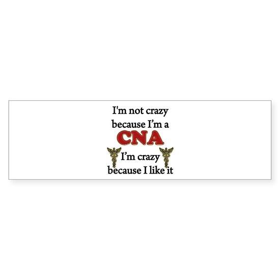 Im Not Crazy - CNA