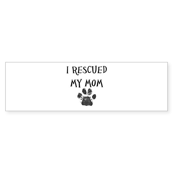 I Rescued My Mom (Dog Rescue)