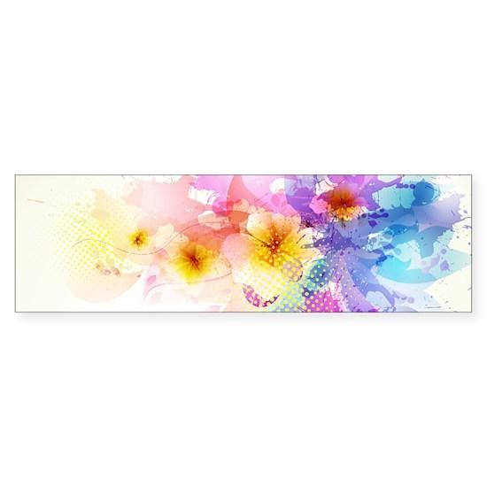Colorful Tropical Plumeria