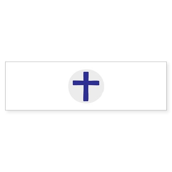 A Cross of Blue