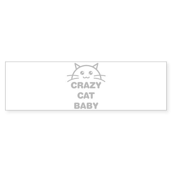 Crazy Cat Baby