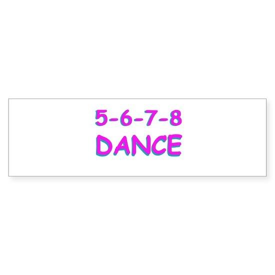 5-6-7-8 Dance