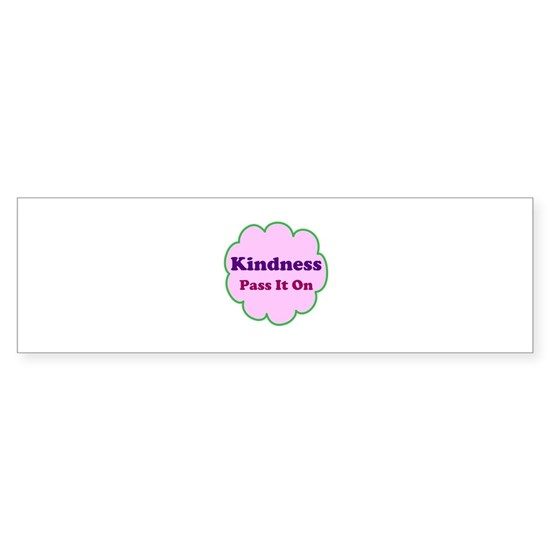 Pink Kindness Pass It On